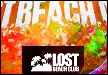Lost beach club