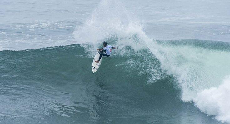 El equipo Ecuatoriano de Surf en el Claro ISA 50th Surfing Games