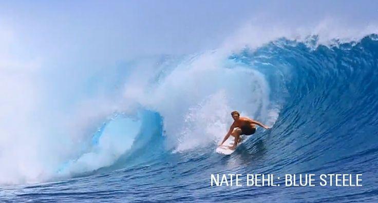 Sesión de Nate Behl en BLUE STEELE Mentawai