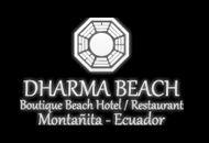 Logo Hotel Dharma Beach