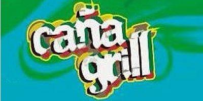 Logo Caña Grill